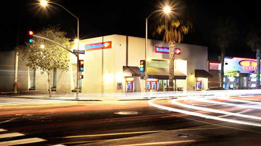Wilshire Blvd. Commercial Real Estate